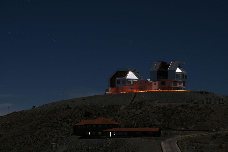 magellan望远镜